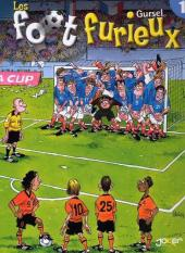 Les foot furieux -1- Tome 1