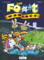 Les foot-maniacs -1a99- Allez les Bleus