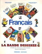 (DOC) Études et essais divers - Le Français et la bande dessinée