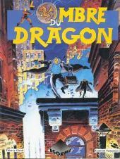 Franck Blakmail -1- L'ombre du dragon
