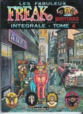 Les fabuleux Freak Brothers -74- Intégrale (tome 4)