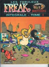 Les fabuleux Freak Brothers -41- Intégrale (tome 1)
