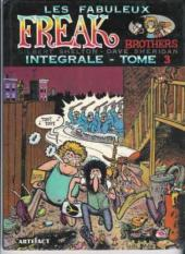 Les fabuleux Freak Brothers -63- Intégrale (tome 3)