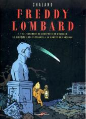 Freddy Lombard -INT1- Intégrale 1