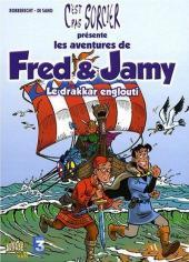 Fred & Jamy (Les aventures de) -2- Le drakkar englouti