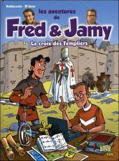 Fred & Jamy (Les aventures de) -1- La croix des Templiers