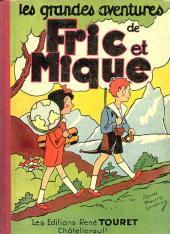 Fric et Mique -INT- Les grandes aventures de Fric et Mique
