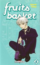 Fruits basket -8- Volume 8