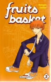 Fruits basket -3- Volume 3