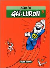 Gai-Luron (Fluide junior) -3a- Tome 3