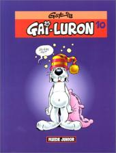 Gai-Luron (Fluide junior) -10b- Tome 10