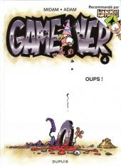 Game Over -4- Oups !