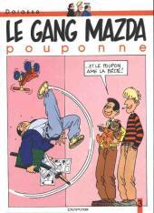 Le gang Mazda -3- Le gang Mazda pouponne
