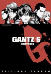Gantz -5- Gantz 5