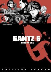 Gantz -6- Gantz 6