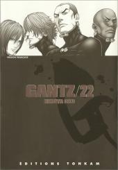 Gantz -22- Gantz 22