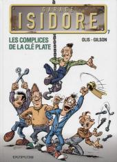 Garage Isidore -7- Les complices de la clé plate