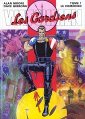 Watchmen (Les Gardiens) -1- Le comédien
