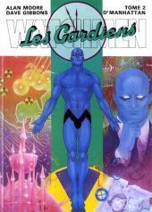 Watchmen (Les Gardiens) -2- Dr Manhattan