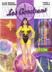 Watchmen (Les Gardiens) -5- Laurie