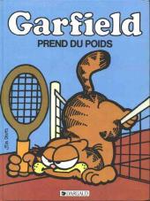 Garfield -1- Prend du poids