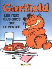 Garfield -3- Les yeux plus gros que le ventre