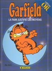 Garfield -4Or- La faim justifie les moyens