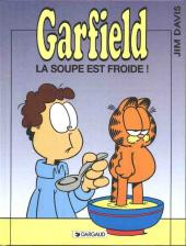 Garfield -21- La soupe est froide !