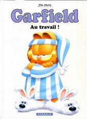 Garfield -48- Au travail !