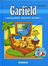 Garfield -Total1- Lasagnes, repos, dodo !