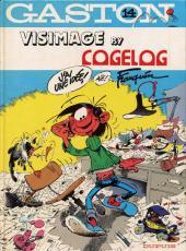 Gaston (Hors-série) -14Pub- La saga des gaffes - visimage by cogelog