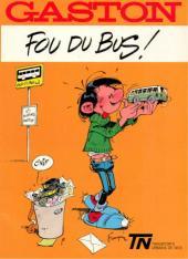 Gaston (Hors-série) -FB08- Fou du bus - TN