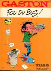 Gaston (Hors-série) -FB02- Fou du bus - TUSQ