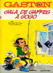 Gaston -R1a73- Gala de gaffes à gogo