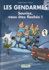 Les gendarmes (Jenfèvre) -5- Souriez, vous êtes flashés !