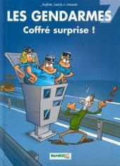 Les gendarmes (Jenfèvre) -7- Coffré surprise !