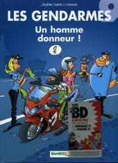 Les gendarmes (Jenfèvre) -9- Un homme donneur !