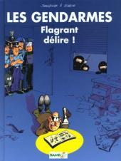 Les gendarmes (Jenfèvre) -1- Flagrant délire !