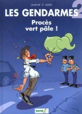 Les gendarmes (Jenfèvre) -2- Procès vert pâle !