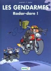 Les gendarmes (Jenfèvre) -3- Radar-dare !