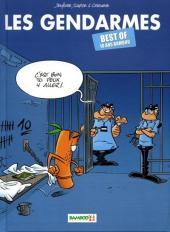 Les gendarmes (Jenfèvre) -HS2- Best Of 10 ans Bamboo