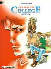 Génération collège -1- Dakota