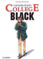 Génération collège -5- Black
