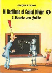 Génial Olivier -1- L'école en folie