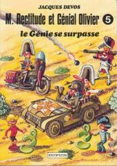 Génial Olivier -5- Le génie se surpasse