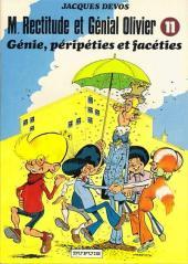Génial Olivier -11- Génie, péripéties et facéties