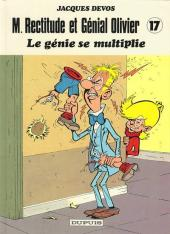 Génial Olivier -17- Le génie se multiplie