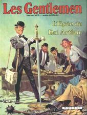 Les gentlemen -4- L'épée du roi Arthur