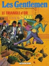 Les gentlemen -5- Le triangle d'or