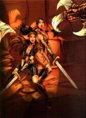 La geste des Chevaliers Dragons -2COF- Akanah